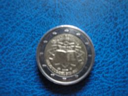 2 Euros Belgique 2007 50 Ans Du Traité De Rome - Belgium