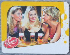 Sous-bock ROMY PILS (femmes) Bierdeckel Bierviltje Coaster (CX) - Sous-bocks