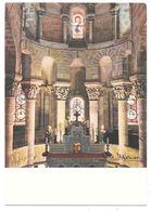 63 - SAINT NECTAIRE - Le Choeur De L'Eglise Romane - Ed. Albert Monier N° A 10.205 - Saint Nectaire