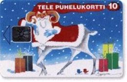 Finland Phonecard TELE P4 - Finlande