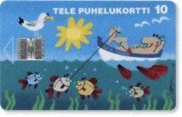 Finland Phonecard TELE P16 - Finlande