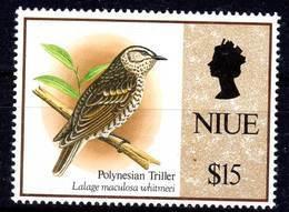 NIUE - N°627 ** (1993)  OISEAUX - Niue