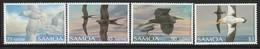 SAMOA - N°686/9 ** (1989)  Oiseaux - Samoa