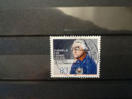 FRANCOBOLLI STAMPS GERMANIA DEUTSCHE 1986 USED 200 ANNI ANNIVERSARY MORTE DEATH FREDERICK THE GREAT GERMANY OBLITERE' - [7] Federal Republic