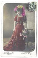 Femme Célèbre - Les Reines De La Mode - MARVILLE Du Moulin Rouge - Femmes Célèbres