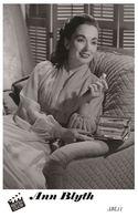 ANN BLYTH (PB11) - Film Star Pin Up PHOTO POSTCARD - Pandora Box Edition Year 2007 - Femmes Célèbres