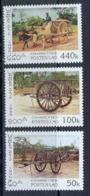 Laos 173 N° 1230/2 CCHARETTE TYPIQUE LAO - Laos