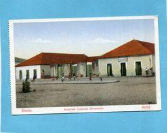 GUINEE BISSAU-Socidare Comercial Ultramarina-beau Plan Animé  -années 20 - Guinea-Bissau