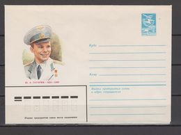 USSR Russia 1984 Space Commemorative Cover - UdSSR