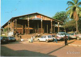 Libreville - L ' église Saint Michel De Nkembo (beau Timbre) - Gabon