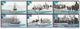 Ross Depency 2015 100 Ans Expedition Trans-Antarctique Neuf ** - Ungebraucht