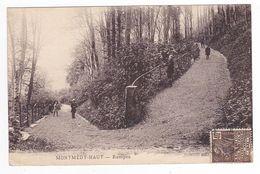55 Montmédy Haut Rampes Homme Et Enfants Envoyée à Carrières Sur Seine à Mlle Larsonnier - Montmedy