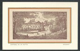 +++ CPA - Château De LA MOTTE - Genappe - Brabant  // - Genappe