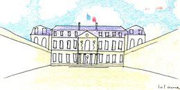 Carte De Voeux Réponse Du Président Jacques CHIRAC Palais De L'Elysee 1997 - Documents Historiques
