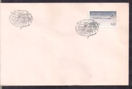 Brasil - 1976 - Cachets Spéciaux - Exposition Aérophilatélie - Concorde - Cygnus - Vliegtuigen