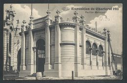 +++ CPA - CHARLEROI - Exposition 1911 - Pavillon Warocqué // - Charleroi