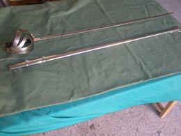 épée Italienne Officier Mod.1888 Années 60 - Armes Blanches