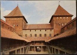 Ak Polen - Nidzica - Burg - Pologne
