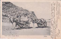 Aden - Water Carts Steamer Point - Yémen