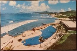 Ak  Virgin Islands - St. Croix - Christiansted - Strand - Vierges (Iles), Amér.