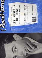 L'Avant Scène N°135 Journal Du Théâtre Les Oiseaux De Lune Marcel Aymé  Billets Doux Claude De Presles Supp Jacques Duby - Theater