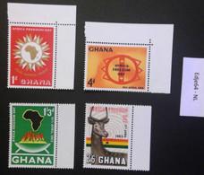 1963 Ghana Afrikaanse Vrijheid - Ghana (1957-...)