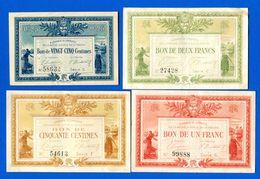 La  Roche S'yon  Vendée 4  Billets - Handelskammer