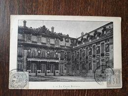 L26/269 Versailles . La Cour Royale - Versailles (Château)