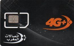 38 Maroc Marokko Morocco Carte Gsm Maroc Telecom Avec Puce - Maroc