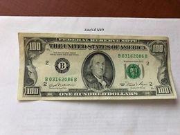 United States Franklin $100.00 Banknote 1981 - Nationale Valuta