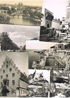 Lot 95 AK Frankreich Schwarz-weiß - 100 - 499 Karten