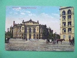 Russian Poland 1913 WARSAW, Warszawa. Institut Politechniczny. Russian Postcard - Polen