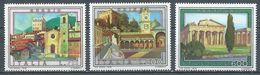 Italie YT N°1336/1338 Tourisme Neuf/charnière * - 6. 1946-.. República