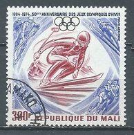 Mali Poste Aérienne YT N°228 Jeux Olympiques D'hiver Oblitéré ° - Malí (1959-...)
