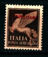 19257B) ITALIA-TRIPOLITANIA 50C.Soggetti AllegoriciSOPRASTAMPATO - POSTA AEREA - 1930-MNH** - 8. Ocupación 1ra Guerra