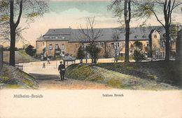 CPA Mülheim - Broich - Schloss Broich - Mülheim A. D. Ruhr