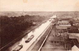 Chauny - Panorama Sur Le Canal De Saint Quentin - Chauny