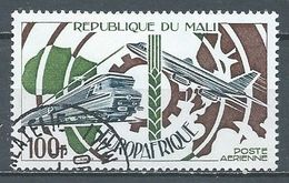 Mali Poste Aérienne YT N°233 Europafrique Oblitéré ° - Malí (1959-...)