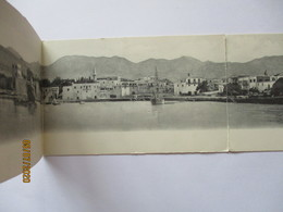 Zypern, Nicosia, Dreiteilige Klappkarte 1907 Nach Gerbstädt (25807) - Chypre