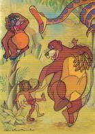 """Disney - Carte Postale En 3D """" Le Livre De La Jungle """" - Disney"""