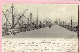 Anvers - Le Promenoir - 1903 - Aartselaar