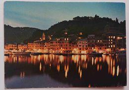 PORTOFINO - Riviera Di Levante - Notturno -  Vg L3 - Autres Villes