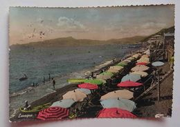 LAVAGNA (Genova) - Spiaggia -   Vg L3 - Genova (Genoa)