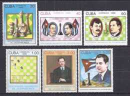 Chess Cuba 1988 - Capablanca In Memoriam - Scacchi