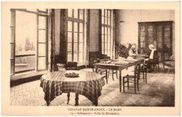 72 LE MANS - Collège Sainte-Croix - Infirmerie - Salle De Récréation - Le Mans