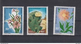 Kamerun Michel Cat.No. Mnh/**  645/647 Flowers - Cameroun (1960-...)