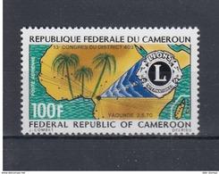 Kamerun Michel Cat.No. Mnh/**  610 Lions - Cameroun (1960-...)
