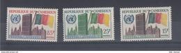 Kamerun Michel Cat.No. Mnh/** 329/331 - Cameroun (1960-...)