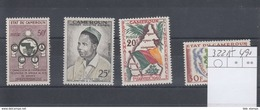 Kamerun Michel Cat.No. Mnh/** 322/325 - Cameroun (1960-...)