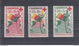 Kamerun Michel Cat.No. Mnh/** 326/328 - Cameroun (1960-...)